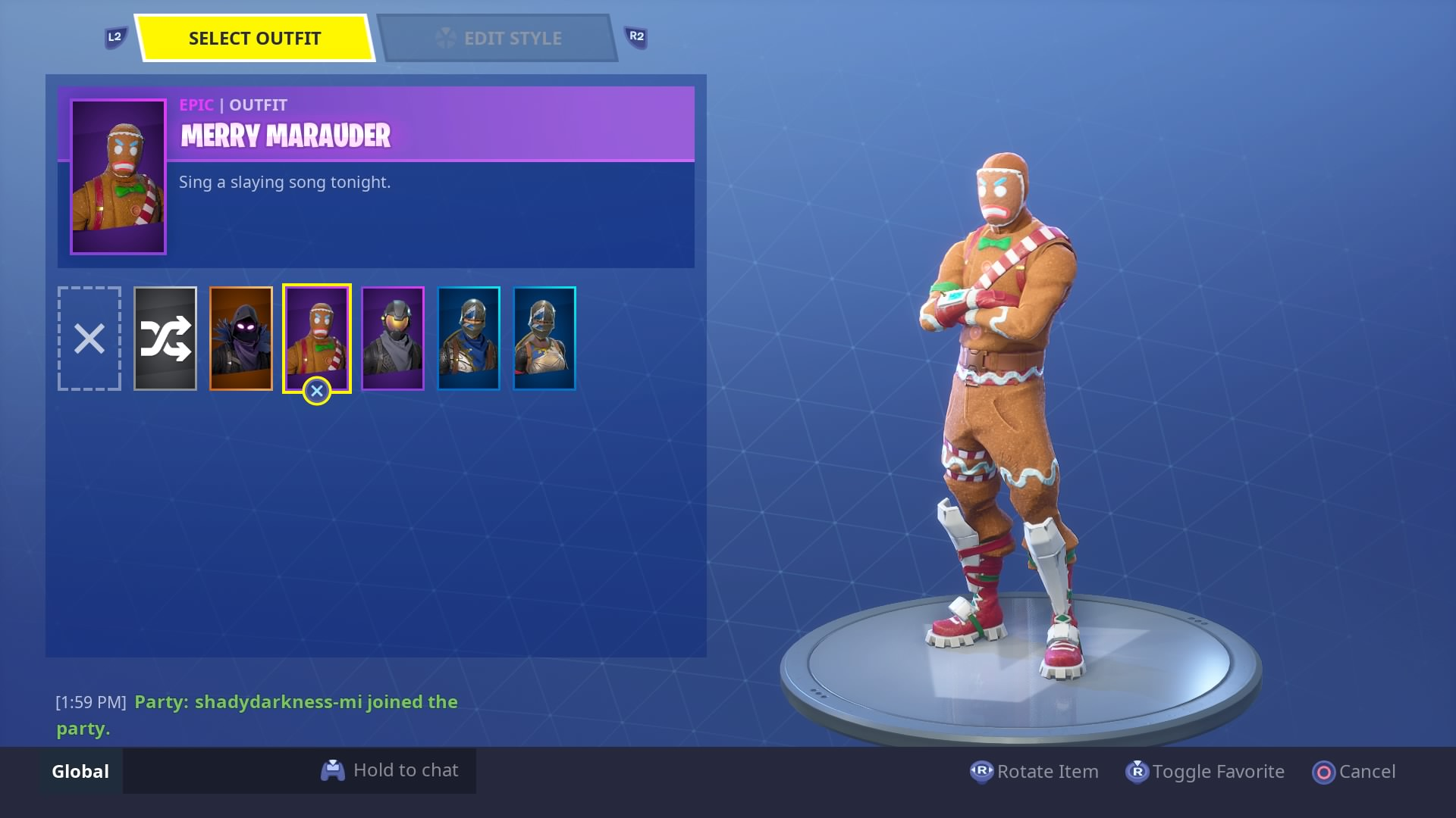 Selling - ❗️S2 MERRY MARAUDER/MAKO ACCOUNT - Non-Stacked (Cheap