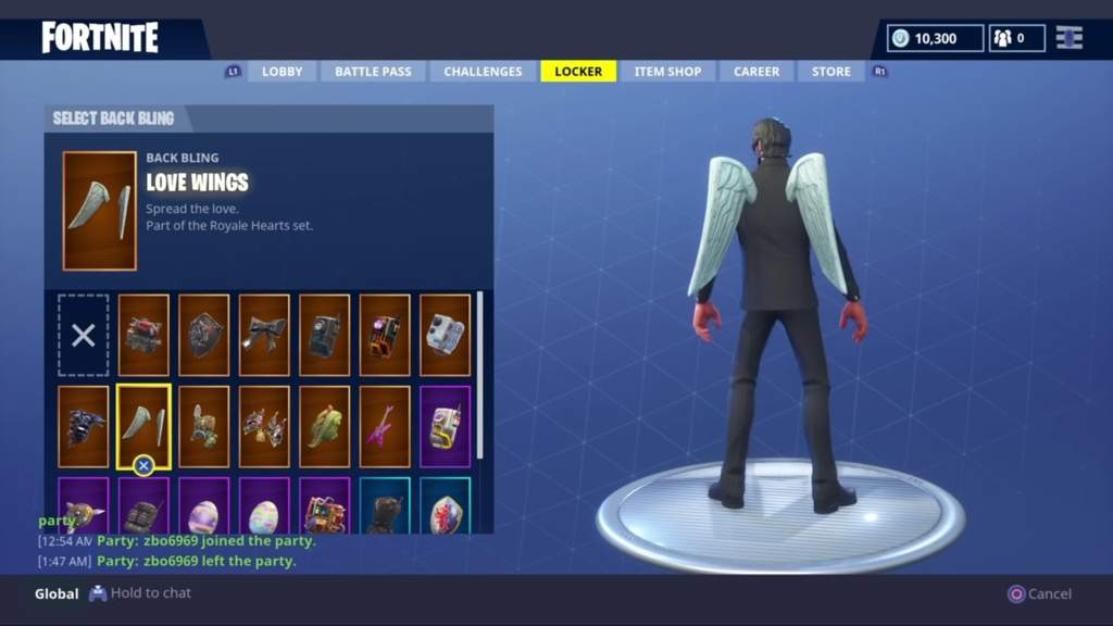Completed - Selling my Fortnite account ($15) (rare items) | MC-Market