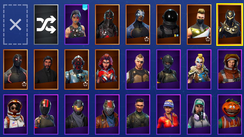 Selling - [SOLD] FORTNITE ACCOUNT (25+ SKINS) (SPARKLE