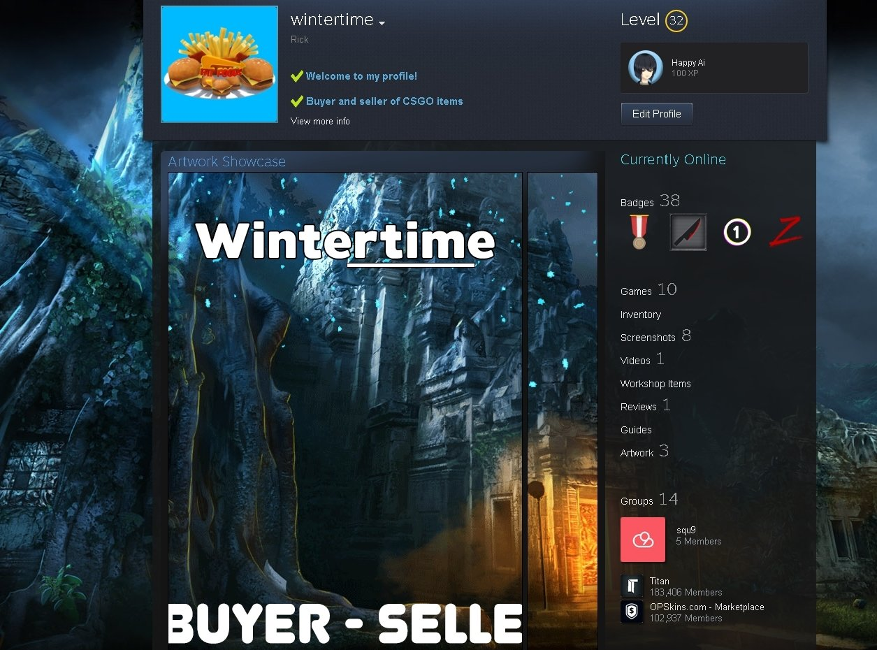Steam Account With Pubg With Artwork For Profile Steam Games