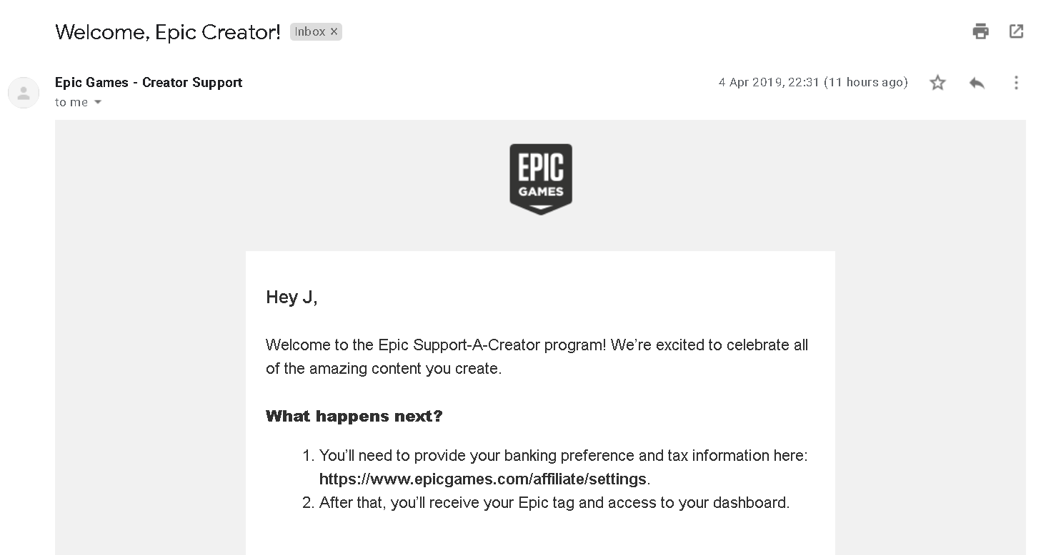 Selling - How to get your own Support-A-Creator code (Not a service